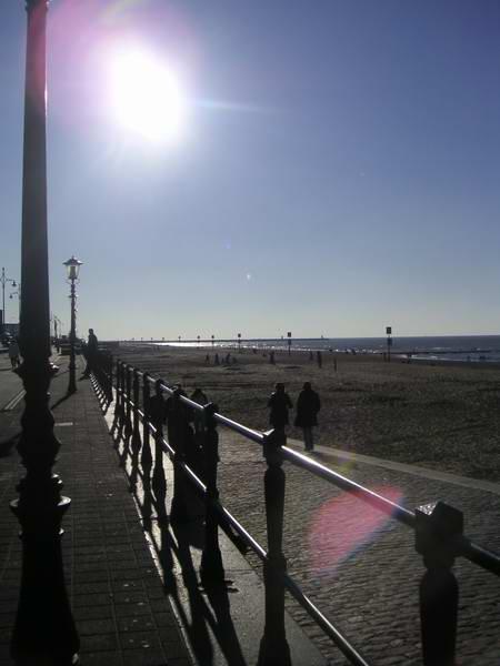 Beach shot